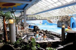 Tropicana badeland på Pers Hotell på Gol.